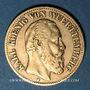 Monnaies Wurtemberg. Charles I (1864-1891). 10 mark 1875 F. (PTL 900‰. 3,98 g)