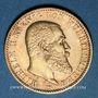 Monnaies Wurtemberg. Guillaume II (1891-1918). 10 mark 1893F. (PTL 900/1000. 3,98 g)