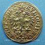 Monnaies Alsace. Haguenau. Florin d'or 1604