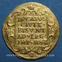 Monnaies Franche-Comté. Besançon. Ducat 1644/3. R ! R !