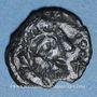 Monnaies Bellovaques (?) (région de Beauvais) (fin du 1er siècle av. J-C). Bronze à la galère. R ! R ! R !