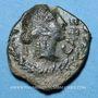 Monnaies Cabellio (Cavaillon). Bronze (2e moitié du 1er siècle av. J-C)