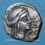 Monnaies Cabellio (Cavaillon). Lépide (44-42 av. J-C). Hémidrachme