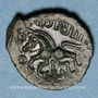 Monnaies Catuslogues (région d'Eu) - Vericius (vers 60-30/25 av. J-C). Bronze
