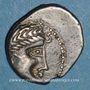 Monnaies Cavares. Ialkovesi. Drachme, fin du 2e siècle av. J-C