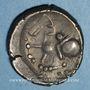 Monnaies Celtes du Danube. Imitation du monnayage de Philippe II. Tétradrachme, type Sattelkopfpferd