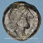 Monnaies Celtibérie. Obulco. As, 2e siècle av. J-C