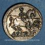 Monnaies Celtibérie. Turiaso. Denier, début 1er siècle av. J-C