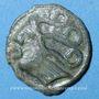 Monnaies Durocasses (1er siècle av. J-C). Potin