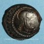 Monnaies Eduens. Région de la Bourgogne et du Nivernais. Bronze au taureau, vers 80 - 50 av. J-C