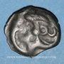 Monnaies Leuques. Région de Toul. Potin, 2e - 1er siècle av. J-C