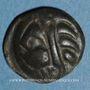 Monnaies Leuques. Région de Toul. Potin classe Ib, 1er siècle av. J-C