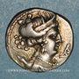 Monnaies Marseille (150-125 av. J-C). Drachme