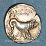 Monnaies Marseille ( (200-150 av. J-C). Drachme