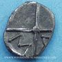 Monnaies Marseille (220-150 av. J-C). Obole à l'Apollon sans favoris