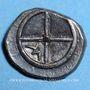 Monnaies Marseille (410-380 av. J-C). Obole au Lacydon et à la légende. R ! R !