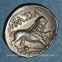 Monnaies Marseille. Drachme, 90-50 av. J-C