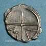 Monnaies Marseille. Obole à l'Apollon avec favoris, 310-250 av. J-C