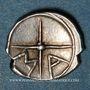 Monnaies Marseille. Obole à la tête romanisée, 220-190 av. J-C. Inédite !