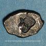 Monnaies Marseille. Obole phocaïque à la tête d'Apollon, 470-450 av. J-C