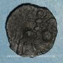 Monnaies Médiomatrices. Région de Metz. Bronze à la Victoire, vers 60-25 av. J-C
