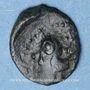 Monnaies Narbonne. (200-150 av. J-C). Petit bronze au cheval
