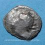 Monnaies Narbonne. Obole au bucrâne, 250-150 av J-C