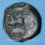 Monnaies Rémi (2e moitié du 1er siècle av. J-C). Bronze