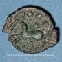 Monnaies Rémi. Région de Reims. Bronze, 2e - 1er siècle av. J-C