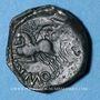 Monnaies Rémi (Région de Reims). Bronze, 2e moitié du 1er siècle av. J-C.