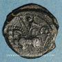 Monnaies Rémi. Région de Reims. Bronze, vers 60-30/25 av. J-C