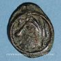 Monnaies Rémi. Région de Reims. Potin, 3e siècle av. J-C