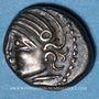 Monnaies Santones (région Centre-Ouest), Arivos Santono (vers 52-45 av. J-C), quinaire