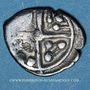 Monnaies Séquanes (région de Besançon) (1ère moitié du 1er siècle av. J-C). Obole. R ! R ! R !