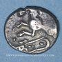 Monnaies Séquanes (région de Besançon) - Togirix (2e tiers du 1er siècle av. J-C). Denier