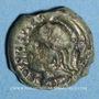 Monnaies Séquanes. Région de Besançon - Turonos-Cantorix. Potin, vers 50-30 av. J-C