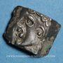 Monnaies Sotiates. Région de Sos. Drachme à la tête bouclée, 1er siècle av. J-C