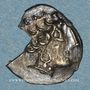Monnaies Transpadane. Insubres (région de Milan). Fin 2e - début 1er siècle av. J-C