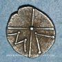 Monnaies Volques Arécomices. Région de Nîmes. Drachme à la tête négroïde, Vers 125-50 av. J-C
