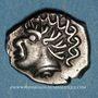 Monnaies Volques Arécomices (région de Nîmes). Drachme à la tête négroïde