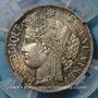 Monnaies 3e république (1870-1940). 2 francs Cérès 1881 A