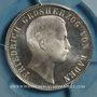 Monnaies Bade. Frédéric I, grand-duc (1856-1907). 1/2 gulden 1861