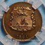 Monnaies Nord Bornéo. Protectorat Britannique. 1/2 cent 1891 H. Birmingham