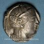 Monnaies Attique. Athènes (vers 365-359 av. J-C). Tétradrachme