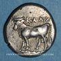 Monnaies Bithynie. Calchédon. Sicle, 340-320 av. J-C