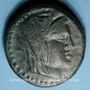 Monnaies Bruttium. Petelia. Bronze, vers 280-216 av. J-C