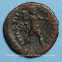 Monnaies Bruttium. Petelia. Quadrans, vers 216-89 av. J-C.