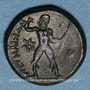Monnaies Bruttium. Petelia (vers 280-216 av. J-C). Bronze