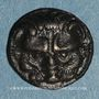 Monnaies Bruttium. Rhegium. Litra, vers 415-387 av. J-C