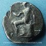 Monnaies Bruttium. Térina (4e siècle av. J-C). 1/3 statère